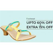 Voonik Offers and Deals Online - Upto 60% offer Footwear+ Extra 15% OFF