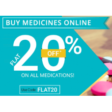 Netmeds Offers and Deals Online - Get Flat 20% Off On ALL Prescription Medicines {No Minimum Purchase} + Win Gold Coin