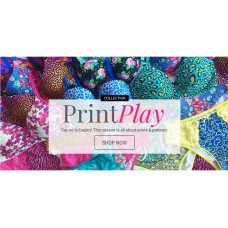 PrettySecrets Offers and Deals Online - Print Play Lingerie offer