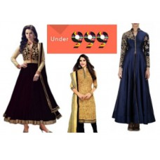 Voonik Offers and Deals Online - Women Ethnic Clothing Under Rs. 999, starts at Rs. 439