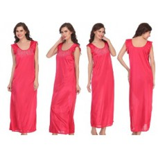 Clovia Offers and Deals Online - Flat 60% Off + Extra 5% Off on NIGHTIE IN HOT PINK