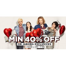 Jabong Offers and Deals Online - Min 40% Off on Jabong Exclusives