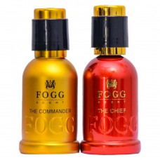 Zotezo Offers and Deals Online - Fogg The Chief And The Commander EDP Set
