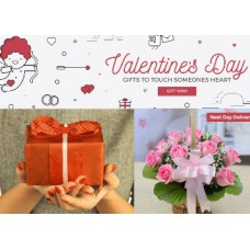 IndianGiftsPortal Offers and Deals Online - IGP Valentine Collection : Grab Flat 25% Off On Entire Collection
