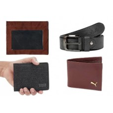 Deals, Discounts & Offers on Watches & Wallets - Belts Under 499