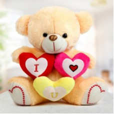 FlowerAura Offers and Deals Online - Valentine Teddy's Starting at Rs.429