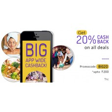 Littleapp Offers and Deals Online - Get 20% cashback on aLL little deals