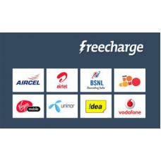 FreeCharge Offers and Deals Online - Rs 10 Cashback on Recharge of Rs 100