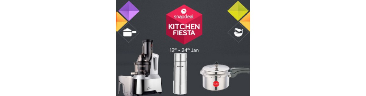 Snapdeal kitchenware coupons