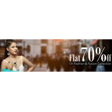 Voylla Offers and Deals Online - Flat 70% Off On Fashion Jewelry