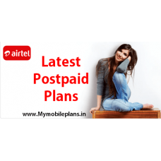 Deals, Discounts & Offers on Recharge - Airtel Postpain plan