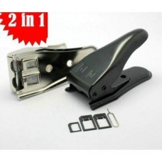 Ordervenue Offers and Deals Online - Set of 2 Dual Sim Cutter to cut Micro / Nano sim