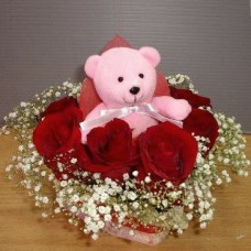 FlowerAura Offers and Deals Online - Free Teddy Bear on Orders Above Rs. 999