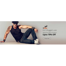 Deals, Discounts & Offers on Men Clothing - Upto 70% off on Dealsfive Mens' Fashion