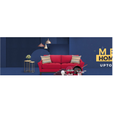 Deals, Discounts & Offers on Home & Kitchen -  Upto 80% Off + 10% Off on Mega Home Sale, Home & Kitchen Products at Starting at Rs.59