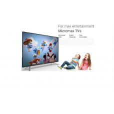 Deals, Discounts & Offers on Televisions - Best Offer on Micromax LED, LCD TV's Upto 70% Off