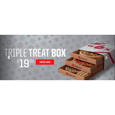 Pizza Hut Offers and Deals Online - Triple treat box at 599