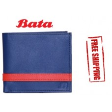 Bata Offers and Deals Online - Bata Blue Wallet at Just Rs. 209 + FREE Shipping !! More Products Added !!