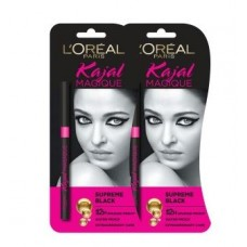 Nykaa Offers and Deals Online - Buy L'Oreal Paris Kajal Magique combo+ Upto 40% off on all Beauty Products