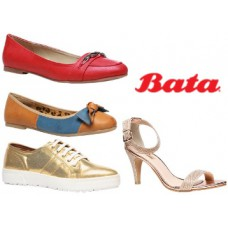 Bata Offers and Deals Online - Limited Stock : Get Flat 30%-50% Off On Women's Bata Footwear + FREE SHIPPING