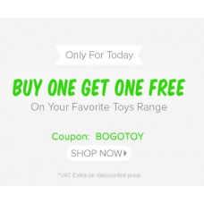 FirstCry Offers and Deals Online - Buy 1 Get 1 FREE on Toys (Funzoo, Fisher Price, Ultra Fox & More)