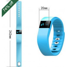 GreenDust Offers and Deals Online - Maddcell Smart Band For Joggers with anti theft protection