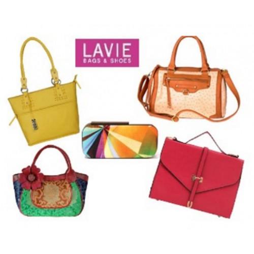 c62ad5387d Lavie Bags Women s bags at Minimum 50% Off Watches   Handbag - Lavie ...