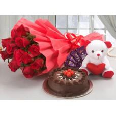 Ferns N Petals Offers and Deals Online - Special flower Hamper offer