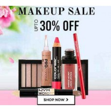 Nykaa Offers and Deals Online - Makeup sale Upto 30% offer