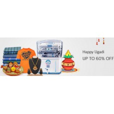 Snapdeal Offers and Deals Online - Upto 60% offer Happy Ugadi