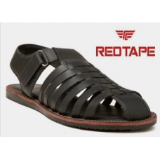 Abof Offers and Deals Online - Red Tape Leather Sandals at Flat 60% Off + Extra Rs.100 Off