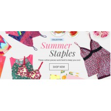 PrettySecrets Offers and Deals Online - Summer Staples Lowest offer