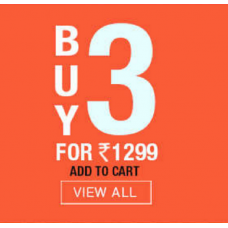 Styletag Offers and Deals Online - Buy 3 For Rs. 1299
