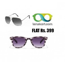 Lenskart Offers and Deals Online - Summer Special : Mask Sunglasses at Flat Rs.399