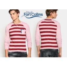 Abof Offers and Deals Online - Fort Collins Men T-Shirt at Flat 50% Off + Extra Rs.100 Off