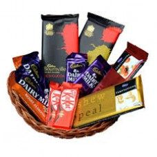Deals, Discounts & Offers on Food and Health - Flat 15% Off on Chocolates starting Rs.399