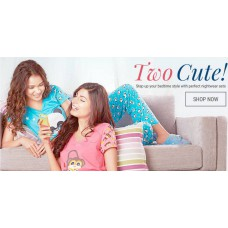 PrettySecrets Offers and Deals Online - Bedtime style with Perfect nightwear sets offer