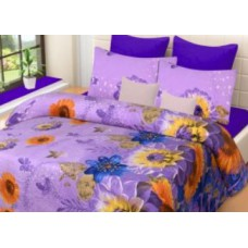 Rediff Shopping Offers and Deals Online - Flat 83% Off on Home Elite Double Bedsheet With 2 Pillow Covers