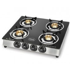 Infibeam Offers and Deals Online - Padmini CS-4GT Jalwa Four Burner Gas Stove