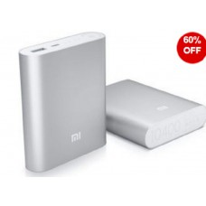 Rediff Shopping Offers and Deals Online - Mi Power Bank 10400 mAh Xiaomi OEM at FLAT 60% Off