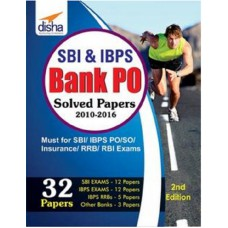 Infibeam Offers and Deals Online - SBI & IBPS Bank PO Solved Papers- 32 papers