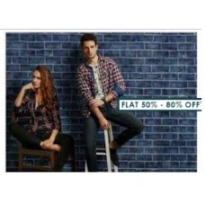 Ajio Offers and Deals Online - Flat 50-80% Off On Entire Clothing Range + 11 More Offers Inside