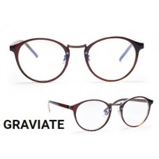 Coolwinks Offers and Deals Online - Graviate Brown Full Frame Round Eyeglasses at just Rs.14 | Flat 99% off
