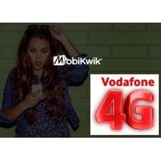 MobiKwik Offers and Deals Online - Get 50% SuperCash on Vodafone SuperDay & SuperWeek. Get Unlimited Calls & 4G/3G Data!