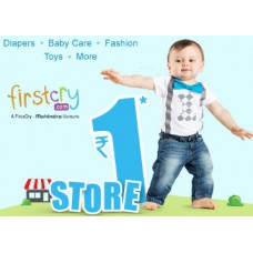 FirstCry Offers and Deals Online - Buy Baby Care Products @ Re 1 (Diapers, Toys, Fashion & More)