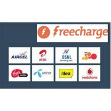 FreeCharge Offers and Deals Online - Get Flat Rs. 50 Cashback On Your Recharge Of Rs. 50