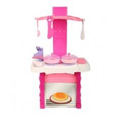 Deals, Discounts & Offers on Home & Kitchen - Saffire Pink Kitchen Set