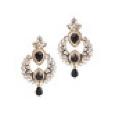 Deals, Discounts & Offers on Women - Black studded earrings