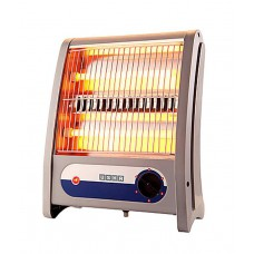 Deals, Discounts & Offers on Electronics - Usha 3002-QH Halogen Room Heater