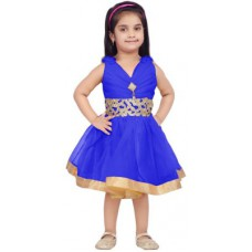 Deals, Discounts & Offers on Baby & Kids - Flat 58% offer on Kanchoo Girl's A-line Dress